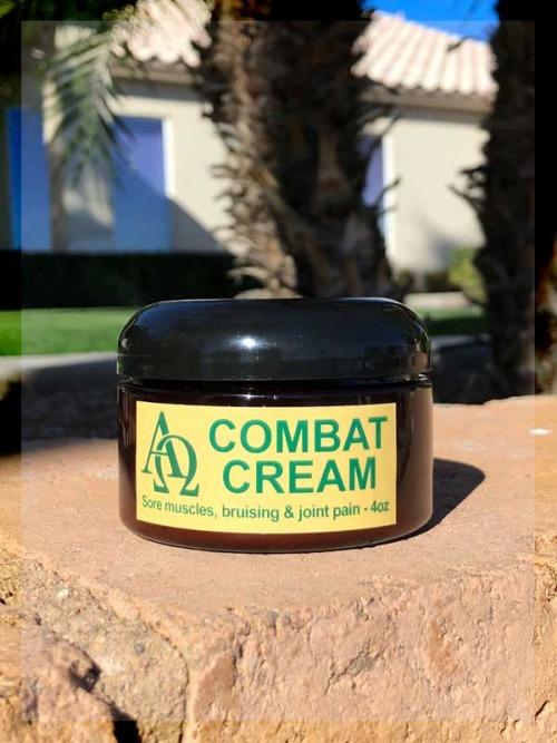 Combat Cream - Arnica